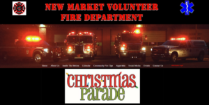 New Market Christmas Parade