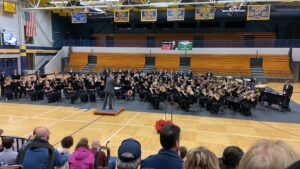 2020 Winter Concert  - Gold Gym