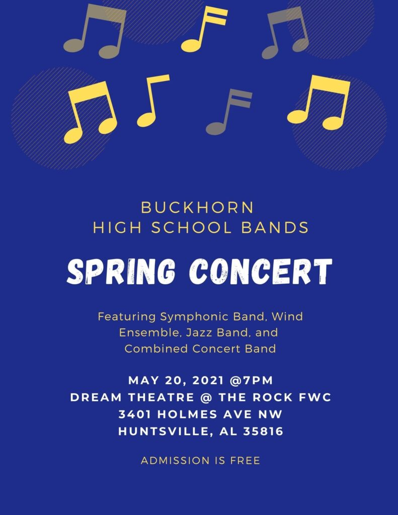 Spring Concert @ Dream Theatre @ The Rock FWC